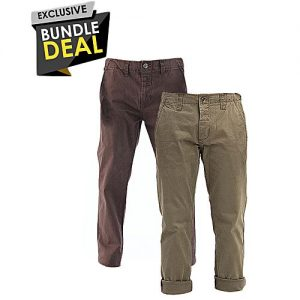 Amir Adnan Buy 1 get 1 free Men's Chinos - Bundle offer! MW1777