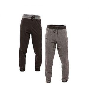 Aybeez Pack Of 2 Fleece Trouser For Men MW1925