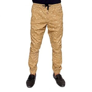 IGNITE Men's Camel Cotton Trousers MW1647