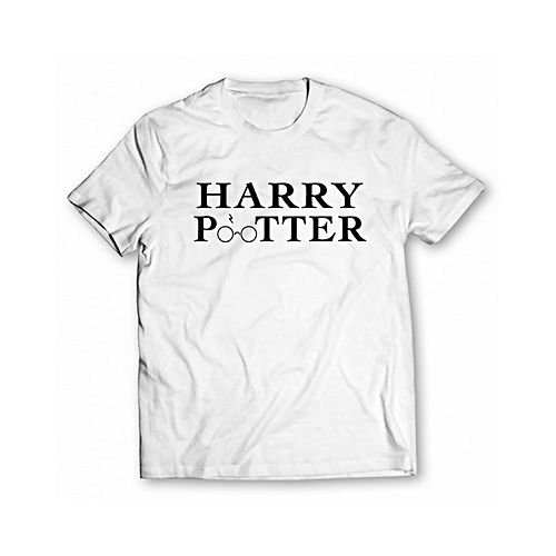 c49b441db The Warehouse White-Harry Potter Printed Graphic T-Shirt TWH253 ...