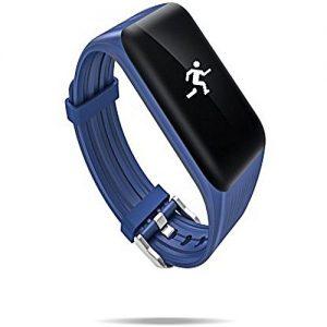 24shopping Smart Health Bracelet Sports K1 for Men - Blue MW 01