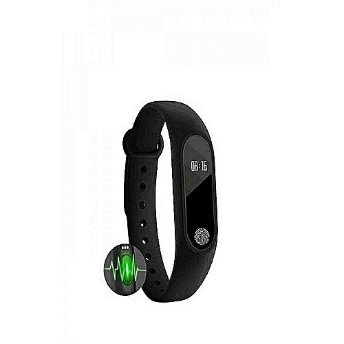 3ff111fb907 Bachat ki Dunya M2 Smart Watch Health Fitness Bluetooth Smart Band Black  For Men s ...
