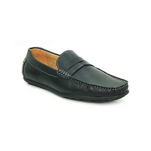 Bata Midnight Blue Close Casual Shoes For Men BS039