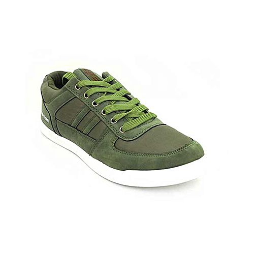 b558c9059a Bata North Star Green Casual Synthetic close Shoes for men BS125 ...