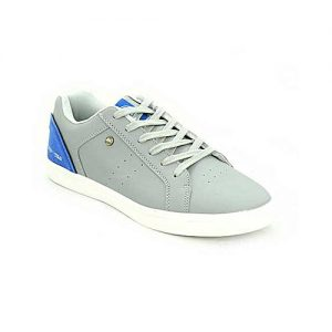 Bata North Star Grey Casual Synthetic close Shoes for men BS038