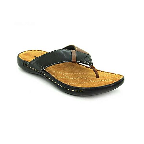 acb5ab43772 Bata Weinbrenner Summer Brown PU Synthetic Sandals For Men BS068 ...
