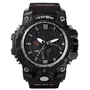 Exponi Multi Functional Digital Waterproof Watch MW 283
