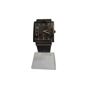 Falcon9 Black Watch For Men - Stainless Steel MW 275