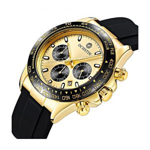 FORSINING Men Watch OCHSTIN Top Luxury Brand Designer Quartz-watch MW 309