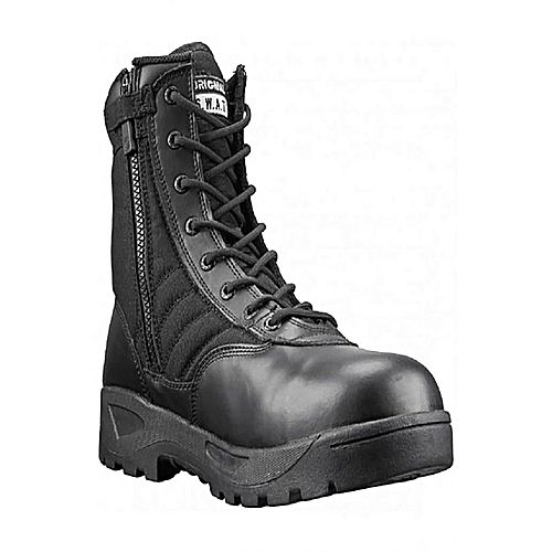 Hedge Over Black Army Waterproof Military Boots For Men - Swat-Shoes-Black- 26e1036f735
