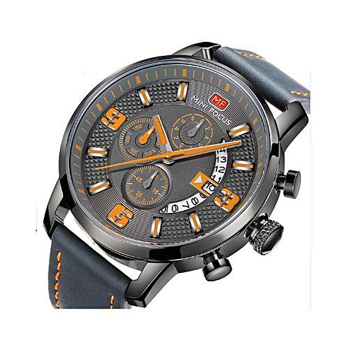 MINI FOCUS Top Brand Luxury Chronograph Quartz Watch Men MW 520