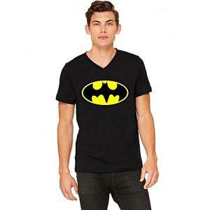 Royal Collection Pakistan Black Batman T-Shirt For Men RCP 359