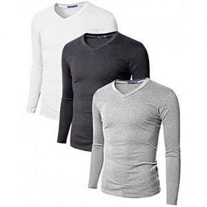 Royal Collection Pakistan Pack of 3 Multicolour Cotton T-Shirt for Men RCP 391