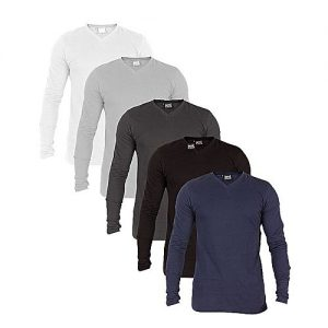 Royal Collection Pakistan Pack of 5 - Multicolor Cotton T-Shirts For Men RCP 292