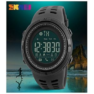 SKMEI Bluetooth Smartwatch Steps Calorie Distance APP Notification MW 764