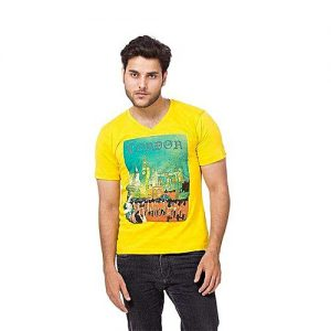 Styleo London Printed T-Shirt For Men S1804-257