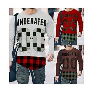Styleo Pack of 3 Underated Printed T-Shirts For Men S1804-171