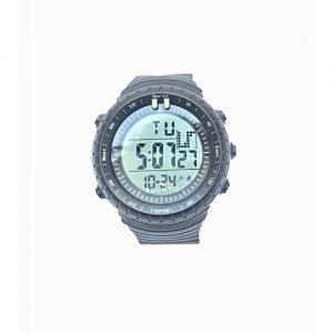 Suunto Digital Strap Standard Black Watch For Men MW 338