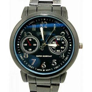 Time collection Black Chain Watch For Men MW 860