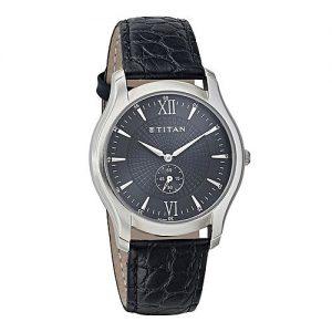 Titan Classique Chronograph Watch For Men - 1616Sl01 MW 867