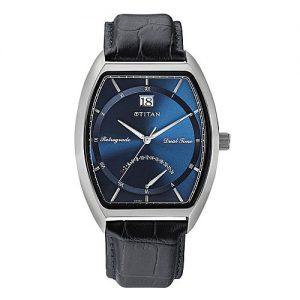 Titan Classique Chronograph Watch For Men - 1680Sl03 MW 866