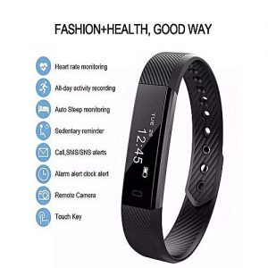 Unique Enterprises Andriod & IOS Smart Watch With Heart Rate 115hr MW 900