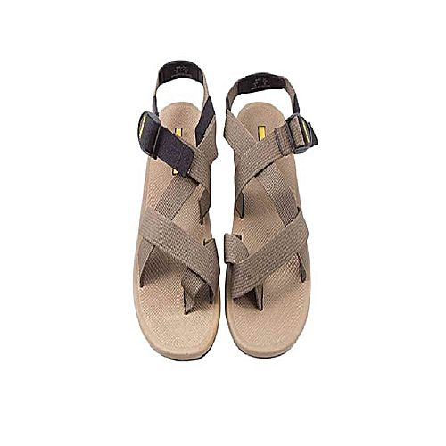 68619ce94 WA Fashion Brown Sport Rubber Sandals For Men MS 807 - Menswear.pk