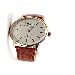 Wear Bank Brown Wrist Watch Just For Men MW 936