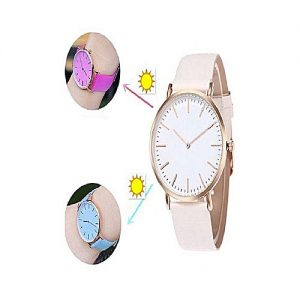 Wear Bank Pack Of 2 - UV Color Changing Watch MW 955