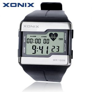 XONIX Heart Rate Monitor Digital Watch MW 979