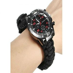 Zovor F2 - Digital Watch With Bluetooth 4.0 - Black MW 994