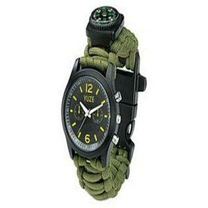 Yuzex Bracelet Compass Wrist Watch Yuzex Exponi -Green MW 991