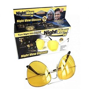 As seen on tv Hd Night Vision & Day Glasses With Uv Protection MA 647