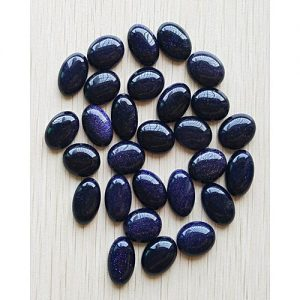 Blue Stone Blue Gold Stone Gemstone MA 368