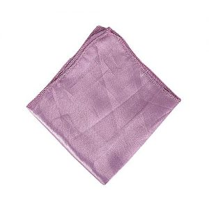 Daraz Fashion Purple Men's Plain Pocket Squares - Da-51 MA 688
