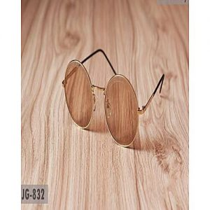 kamboh Shady Black Aviator Sun Glasses For Men MA 639