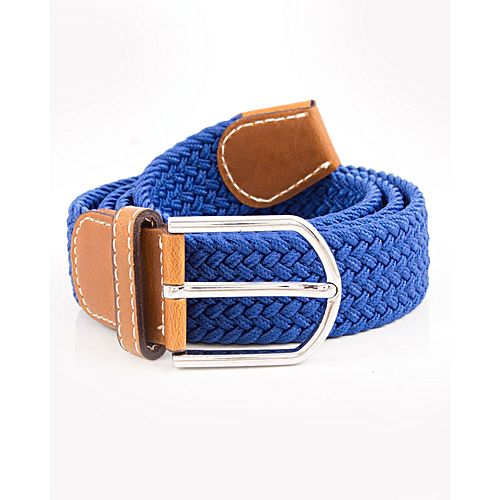 Koy KOY WOVEN BRAIDED SPANDEX BELTS - THE CRISS-CROSS COLLECTION MA 291