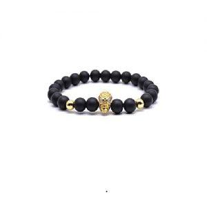Leo Matte Beads Bracelets for Men MA 47