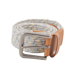 LEVIS Multicolor Leather Armstrong Belt For Men MA 158
