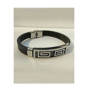 Price In Pakistan Black Bracelets For Men MA 81
