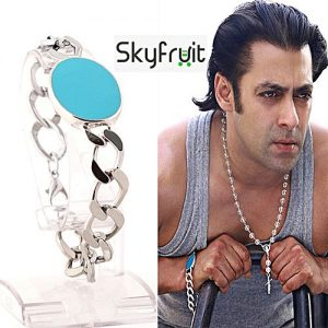 Skyfruit Men Fashion Salman Khan Style Bracelet MA 87
