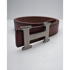 TapNCarry Brown Leather Belt - Brown - Casual Belt MA 173
