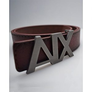 TapNCarry Brown Stylish Leather Belt - Casual Belt MA 156