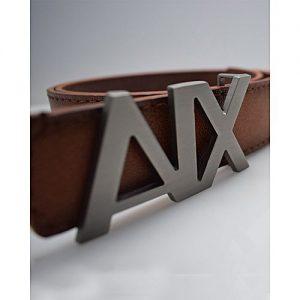 TapNCarry Light Brown Stylish Leather Belt - Casual Belt MA 137