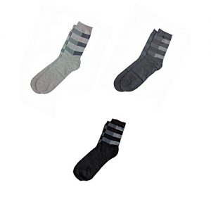 AT Fashions Pack of 3 - Cotton Socks for Men MW 125