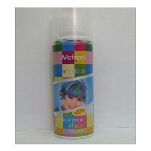Jilani Store Temporary Hair Color Spray Fire Red mw652