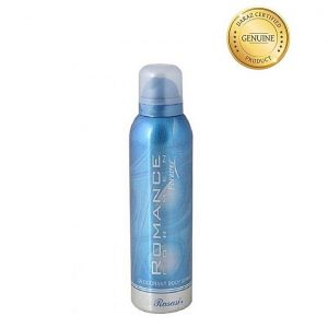 Rasasi Romance Body Spray For Men 200ml mw648