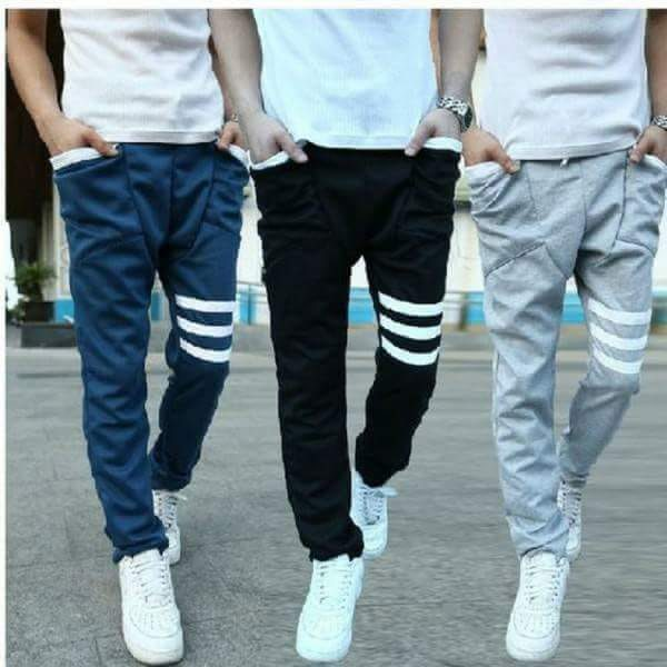 Pack Of 2 Korean Style Men Joggers MW200818-3