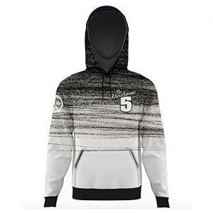 The Warehouse twh all over printed hoodie-Multicolor-AO-HOOD-165-XS mw92