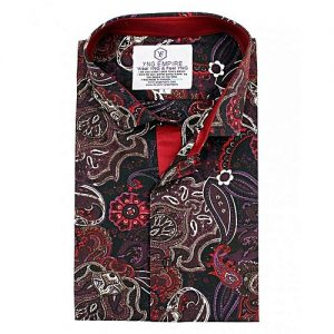 YNG Empire Multicolor Cotton Casual Floral Shirt For Men mw24